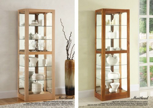 Maitland Display cabinet