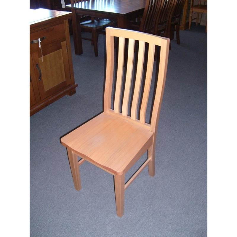 Decor hardwood chair