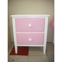 Jacqui 2 Drawer bedside table