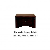 Pinnacle Lamp Table