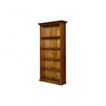 Colonial 7X3 bookcase