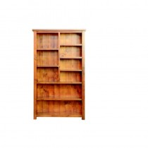 Kimberly 7X4 staggered bookcase