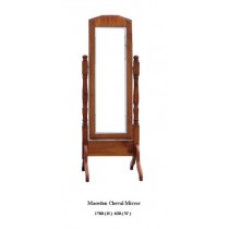 Macedon cheval Mirror
