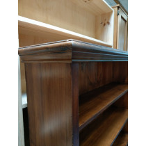 Mantle Top Bookcases
