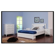 Paris King single Bed